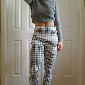 Urban Outfitters Plaid Pants